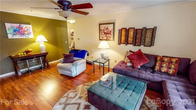 27 Capri Lane 14-D, Hendersonville, NC 28792 (#3749837) :: BluAxis Realty