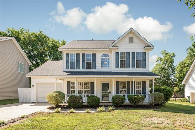 4012 Balsam Street, Indian Trail, NC 28079 (#3750125) :: BluAxis Realty