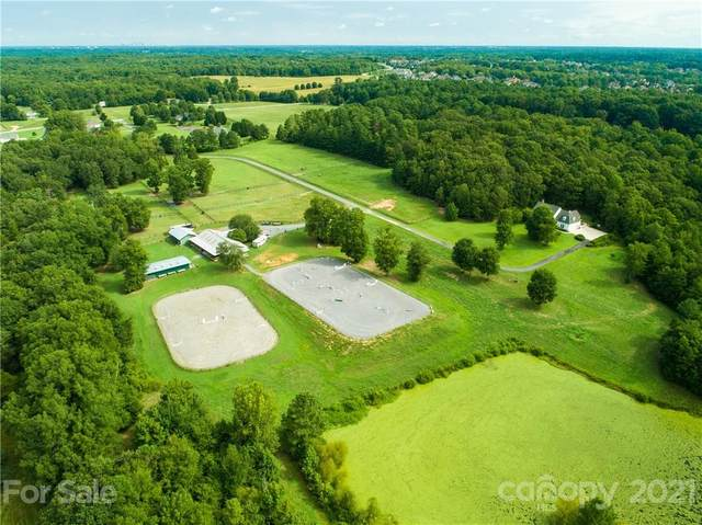 695 Marvin Meadows Road, Indian Land, SC 29707 (#3750356) :: Homes Charlotte
