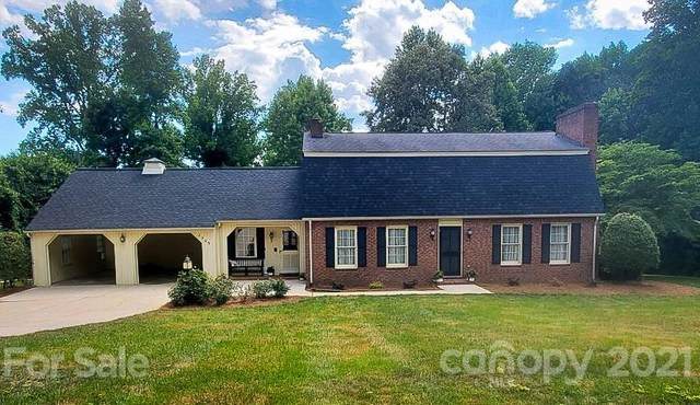 2009 Crestview Lane, Albemarle, NC 28001 (#3750463) :: Hansley Realty