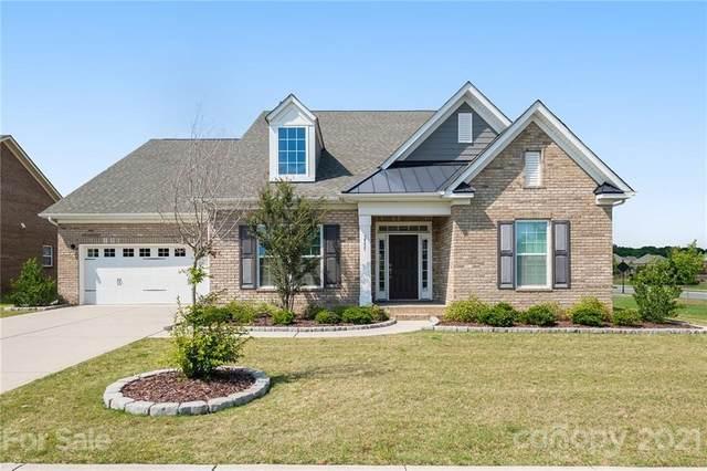 2555 Snap Dragon Drive, Harrisburg, NC 28075 (#3750535) :: High Performance Real Estate Advisors
