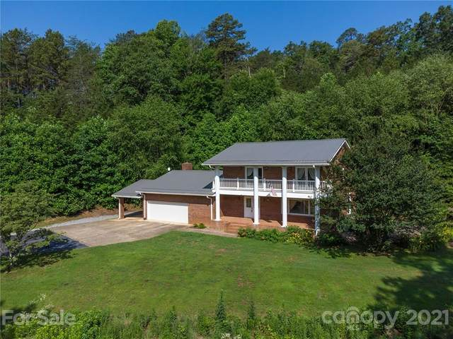 762 Harlowe Noblitt Road, Old Fort, NC 28762 (#3750696) :: The Mitchell Team