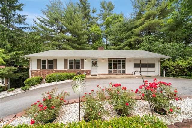 707 Jearl Lane, Hendersonville, NC 28739 (#3750735) :: Home Finder Asheville