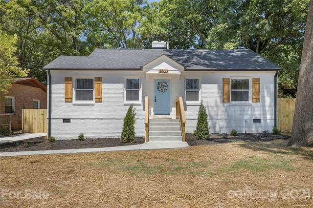 2827 Dogwood Avenue, Charlotte, NC 28206 (#3750738) :: Odell Realty