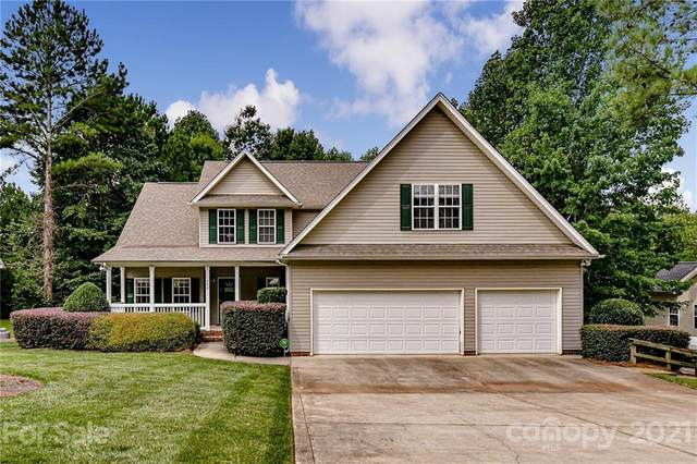 156 Gray Cliff Drive, Mooresville, NC 28117 (#3750925) :: Caulder Realty and Land Co.