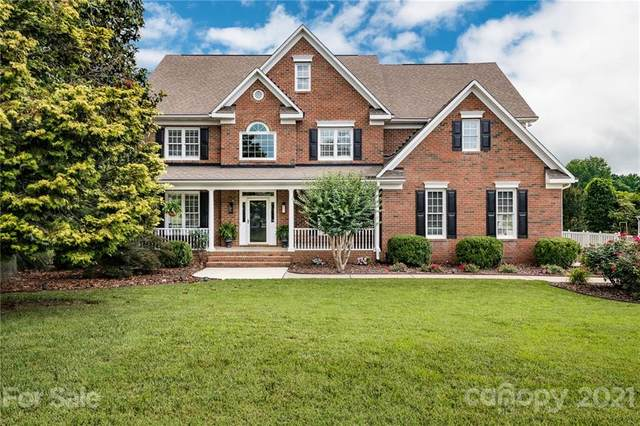 834 Shetland Place NW, Concord, NC 28027 (#3751024) :: Hansley Realty