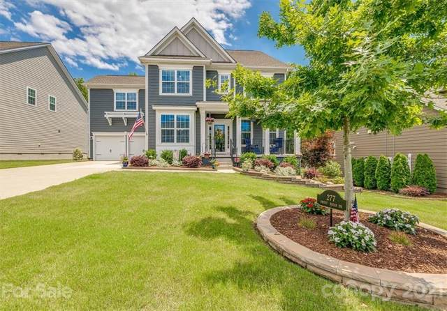 277 Sweet Briar Drive, Indian Land, SC 29707 (#3751268) :: Odell Realty
