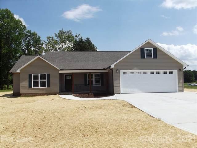 2495 Claremont Road, Newton, NC 28658 (#3751283) :: Homes Charlotte
