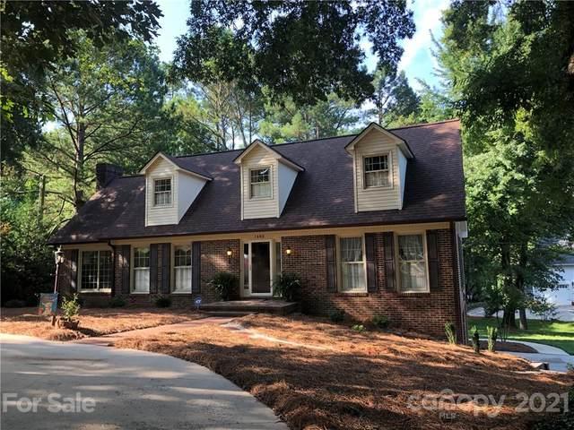 1402 Heritage Court #43, Albemarle, NC 28001 (MLS #3751367) :: RE/MAX Journey
