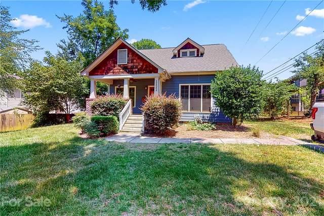 1121 Charles Avenue, Charlotte, NC 28205 (#3751659) :: Carver Pressley, REALTORS®
