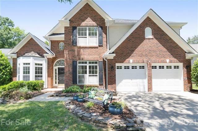 15811 Lavenham Road, Huntersville, NC 28078 (#3751740) :: High Performance Real Estate Advisors