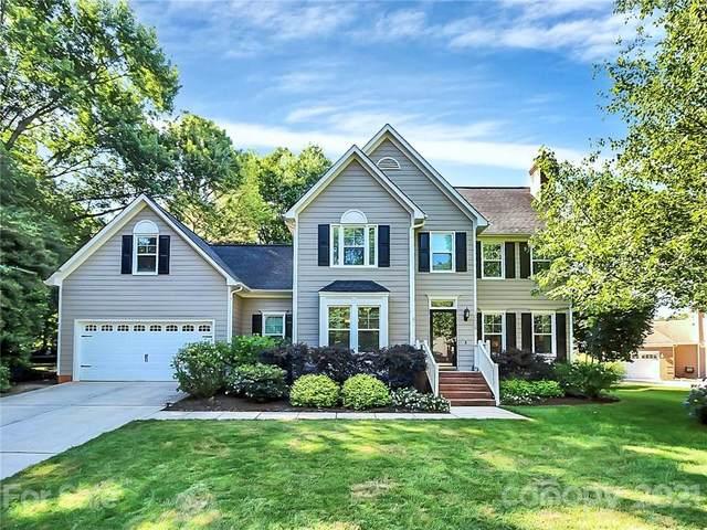 12612 Moores Mill Road, Huntersville, NC 28078 (#3751754) :: Cloninger Properties
