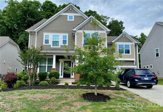 129 Elk Shoal Lane, Mooresville, NC 28117 (#3752285) :: Carlyle Properties