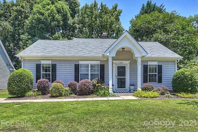 3412 Mayhurst Drive, Indian Trail, NC 28079 (#3752479) :: BluAxis Realty