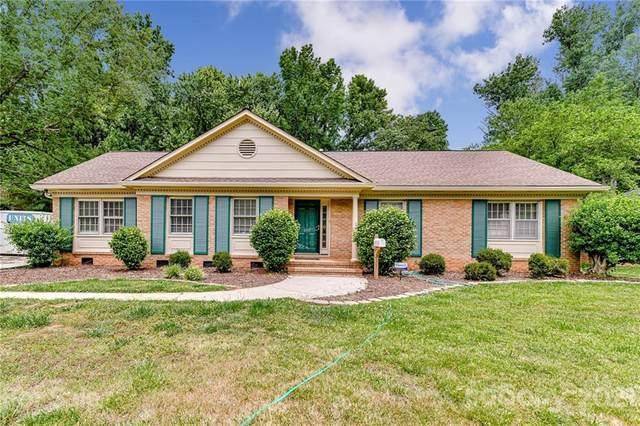 4011 Chandworth Road, Charlotte, NC 28210 (#3752915) :: Cloninger Properties