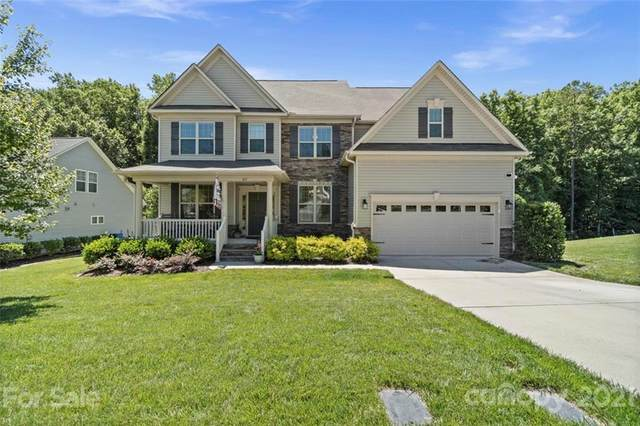 165 Branchview Drive, Mooresville, NC 28115 (MLS #3752959) :: RE/MAX Journey