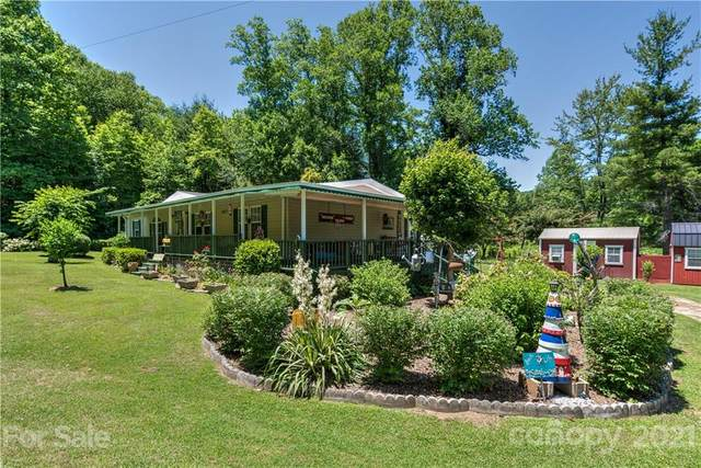 2612 Mountain Page Road, Saluda, NC 28773 (#3753324) :: Caulder Realty and Land Co.