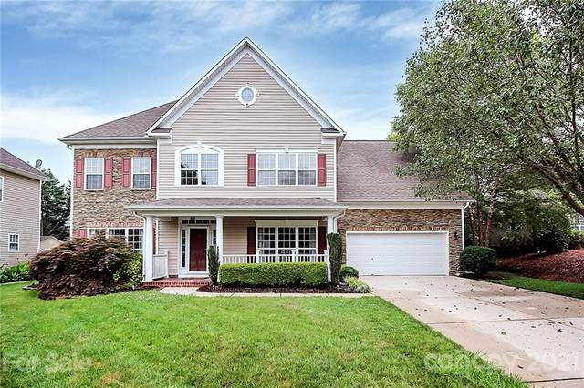 2549 Bellingham Drive NW, Concord, NC 28027 (#3753347) :: Home and Key Realty