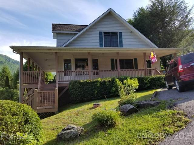 60 Rolling Lane, Maggie Valley, NC 28751 (#3753367) :: Carver Pressley, REALTORS®