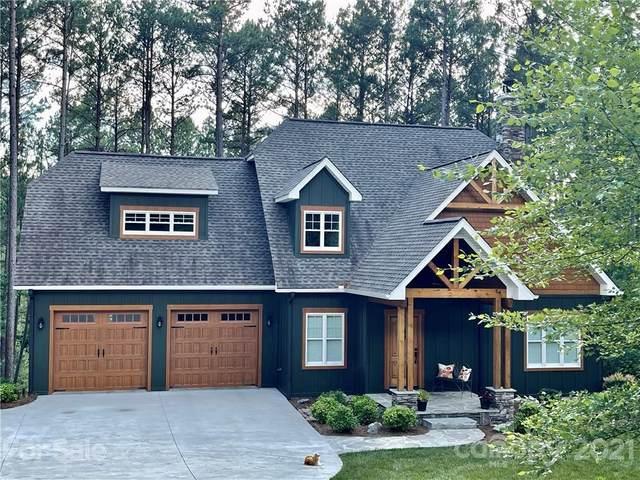 5833 Long Shore Drive, Granite Falls, NC 28630 (#3753463) :: Modern Mountain Real Estate