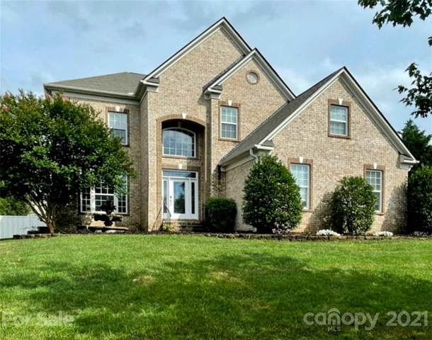 636 Georgetown Drive NW #291, Concord, NC 28027 (#3753795) :: BluAxis Realty