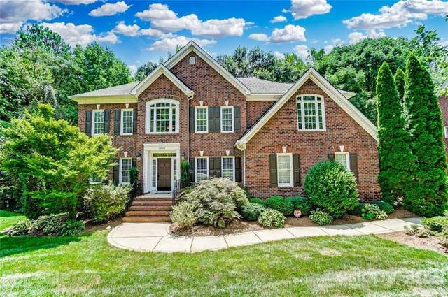 4208 Mountain Cove Drive, Charlotte, NC 28216 (#3753955) :: MartinGroup Properties