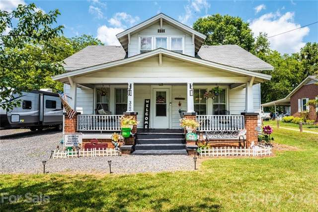 322 7th Street SW, Taylorsville, NC 28681 (#3754100) :: Scarlett Property Group