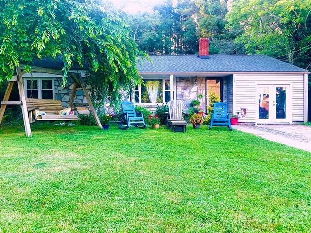 119 Vance Avenue, Black Mountain, NC 28711 (#3754644) :: Exit Realty Vistas