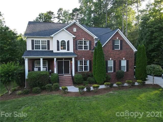5642 Turkey Oak Drive, Mint Hill, NC 28227 (#3754664) :: Cloninger Properties