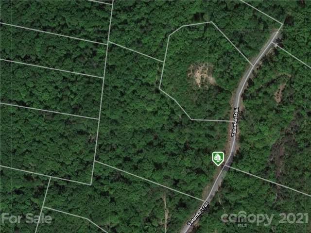 LOT 6 Buffalo Shoals Road, Lake Lure, NC 28746 (#3754762) :: LePage Johnson Realty Group, LLC