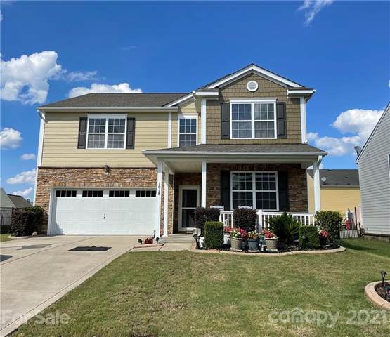 1018 Yellow Bee Road, Indian Trail, NC 28079 (#3755069) :: The Ordan Reider Group at Allen Tate