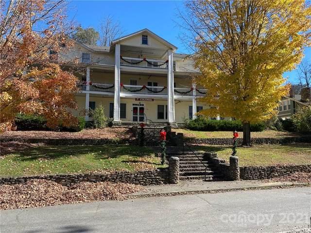 195 Chapel Drive, Lake Junaluska, NC 28745 (#3755500) :: BluAxis Realty