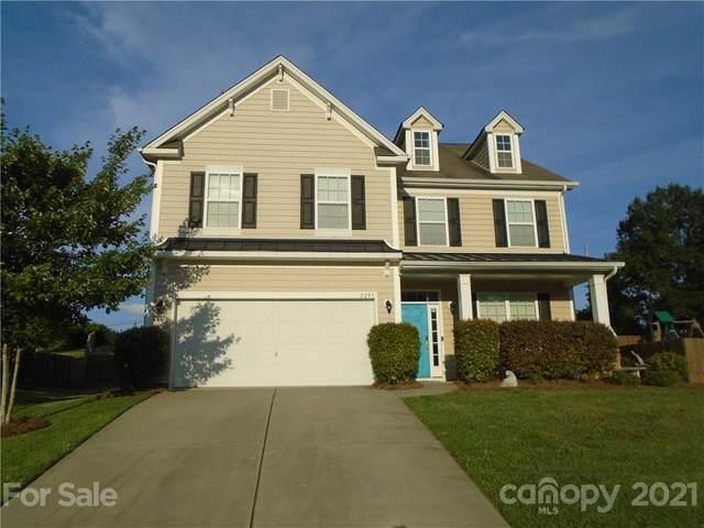 2293 Fairport Drive, Concord, NC 28025 (#3756024) :: Keller Williams Realty Lake Norman Cornelius