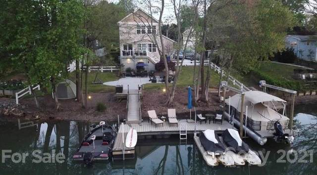 136 Marina Lane, Mooresville, NC 28117 (#3756053) :: Carlyle Properties