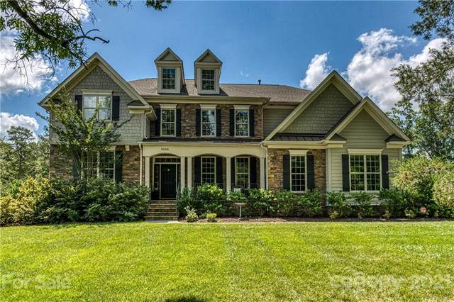 5008 Flowering Peach Road, Marvin, NC 28173 (#3756075) :: Home and Key Realty