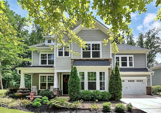 9105 Hightower Oak Street, Huntersville, NC 28078 (#3756255) :: LePage Johnson Realty Group, LLC