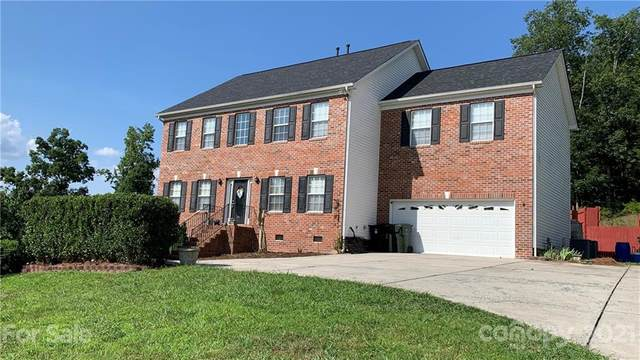 1207 Hidden Oaks Drive, Concord, NC 28025 (#3756310) :: Rhonda Wood Realty Group