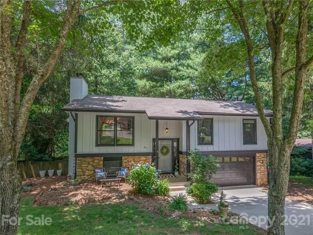 24 Deer Run Drive, Asheville, NC 28803 (#3756362) :: Cloninger Properties