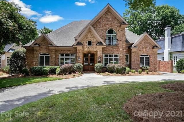 1321 Canterbury Hill Circle, Charlotte, NC 28211 (#3756497) :: Willow Oak, REALTORS®