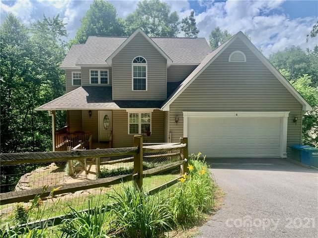 6 Kims Court, Fairview, NC 28730 (#3756504) :: Modern Mountain Real Estate