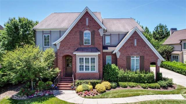 2419 Christenbury Hall Drive, Concord, NC 28027 (#3756574) :: Keller Williams Realty Lake Norman Cornelius