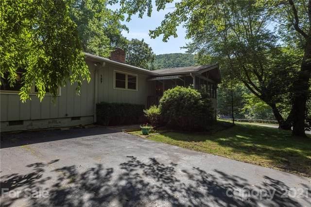 137 Kanawha Drive, Montreat, NC 28757 (#3756643) :: Modern Mountain Real Estate