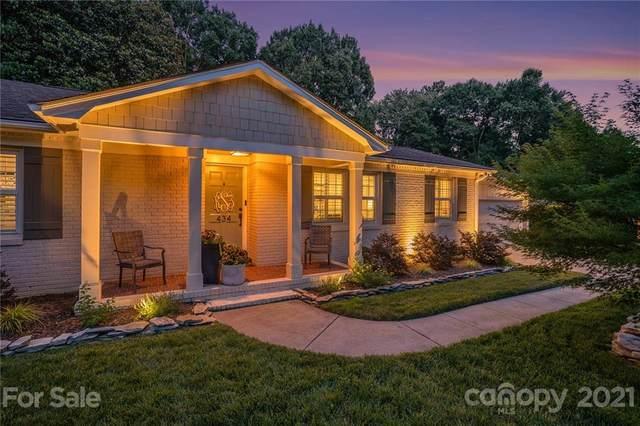 434 Blairmore Drive, Charlotte, NC 28211 (#3756711) :: Keller Williams Realty Lake Norman Cornelius