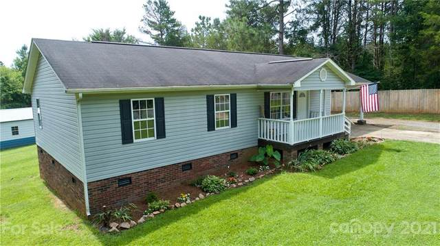 360 Hilbert Road, Rockwell, NC 28138 (#3756720) :: MartinGroup Properties