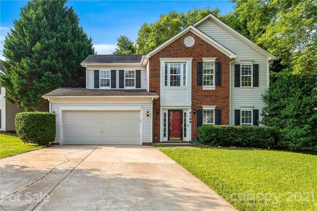 4168 Griswell Drive NW, Concord, NC 28027 (#3756814) :: DK Professionals