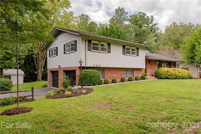 120 Brentwood Drive, Hendersonville, NC 28739 (#3757224) :: Carlyle Properties
