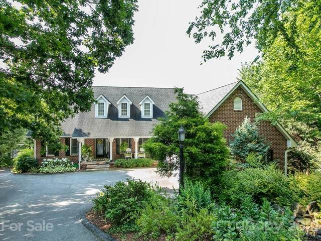 50 Hillcrest Drive, Weaverville, NC 28787 (#3757311) :: Home and Key Realty