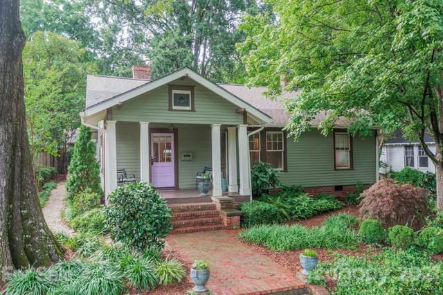 421 Laurel Avenue, Charlotte, NC 28204 (#3757533) :: Carver Pressley, REALTORS®