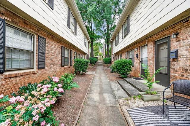 2330 Kenmore Avenue D, Charlotte, NC 28204 (#3757900) :: BluAxis Realty