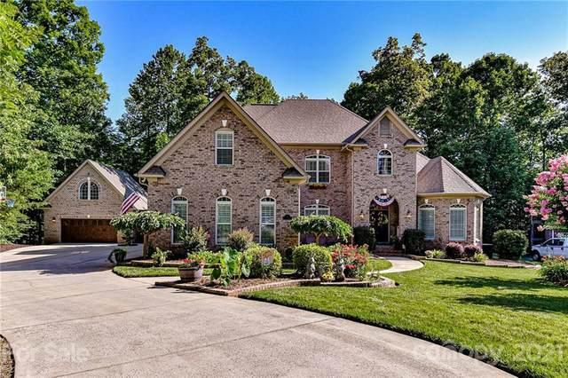 575 Ballymote Court, Matthews, NC 28104 (#3757907) :: LePage Johnson Realty Group, LLC